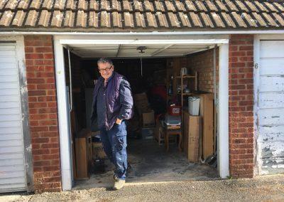 Garage Clearance service - Gordon of Crown Clearance Cheltenham